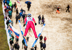 Kinga Rajda of Poland during Day 3 of World Cup Ski Jumping Ladies Ljubno 2019, on February 10, 2019 in Ljubno ob Savinji, Slovenia. Photo by Matic Ritonja / Sportida