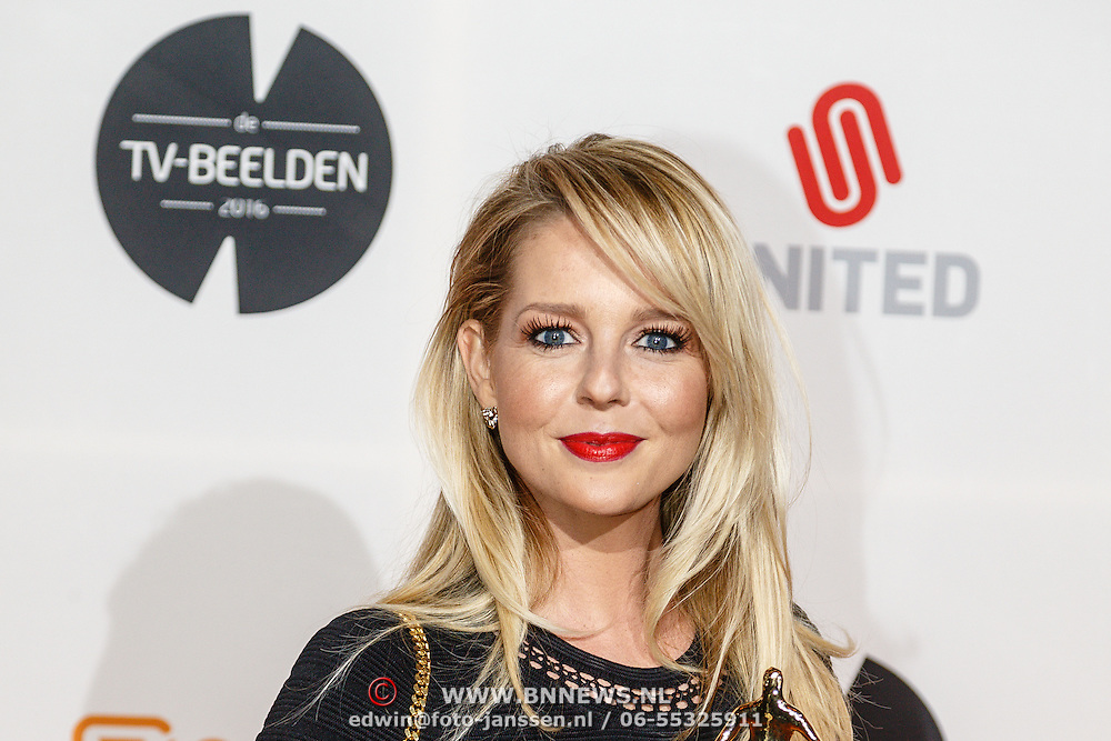 NLD/Amsterdam/20160307 - TV Beelden 2016, Chantal Janzen