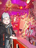 Dante at Gallerie Lafayette