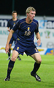 The Falkirk Stadium, Falkirk - 21/08/2007<br /> Dundee's Kevin McDonald pictured during Scotland's 1-0 win over the Czech Republic