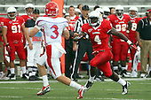 Nate Palmer  Illinois State Redbird Football Photos