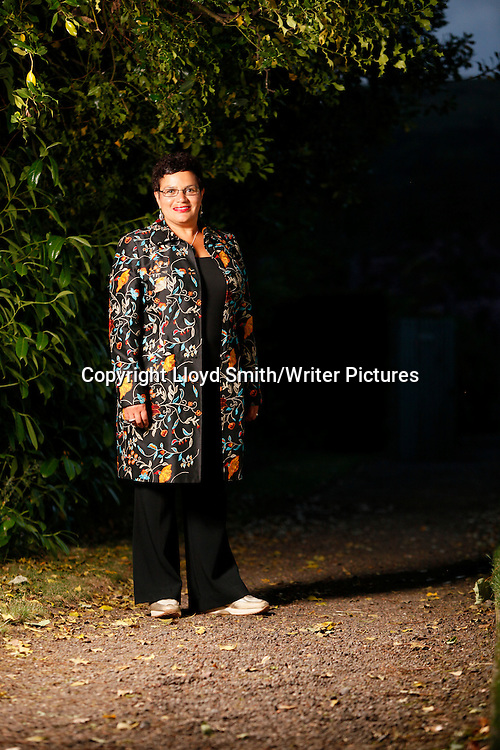Jackie Kay at the Borders Book Festival 2010.<br /> The festival runs from Thursday 17th June to Sunday 20th June<br /> for further info please go to the website at www.bordersbookfestival.org or contact Nicky Stonehill on 07740 681 560 or nicky@stonehillsalt.co.uk<br /> <br /> Copyright Lloyd Smith/Writer Pictures<br /> contact +44 (0)20 822 41564 <br /> info@writerpictures.com <br /> www.writerpictures.com