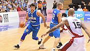 DESCRIZIONE : Trieste torneo internazionale Italia - Canada<br /> GIOCATORE : Alessandro Gentile<br /> CATEGORIA : nazionale maschile senior A <br /> GARA : Trieste torneo internazionale Italia - Canada <br /> DATA : 03/08/2014 <br /> AUTORE : Agenzia Ciamillo-Castoria