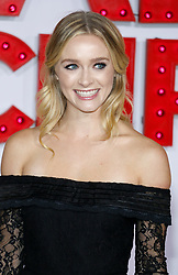 Greer Grammer at the Los Angeles premiere of 'A Bad Moms Christmas' held at the Regency Village Theatre in Westwood, USA on October 30, 2017.