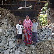 Nepal: Survival and shelter after the earthquake