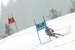 March 9, 2019 - Kranjska Gora, Kranjska Gora, Slovenia - Alexis Pinturault of of France in action during Audi FIS Ski World Cup Vitranc on March 8, 2019 in Kranjska Gora, Slovenia. (Credit Image: © Rok Rakun/Pacific Press via ZUMA Wire)