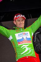 Victoire Kristoff Alexander - Katusha - 31.03.2015 - Trois jours de La Panne - Etape 01 - De Panne / Zottegem <br /> Photo : Sirotti / Icon Sport<br /> <br />   *** Local Caption ***