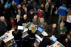 MCH: Ferie for alle 2012DK caption:.Herning, Danmark, 20120224: MCH Messe - Ferie for alle. Salg af rejser .Foto: Lars Møller.UK Caption:.Herning, Denmark, 20120224: MCH Fair - Ferie for alle. Selling holidays.Photo: Lars Moeller