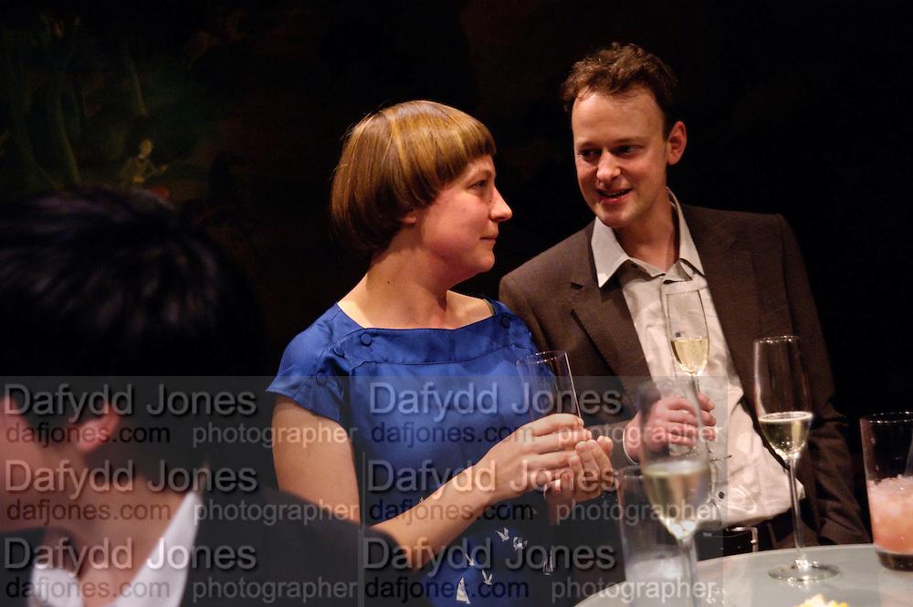 LUCY SKIER; NICK SKIER, Turner prize 2009. Tate Britain. Millbank. London. 7 December 2009