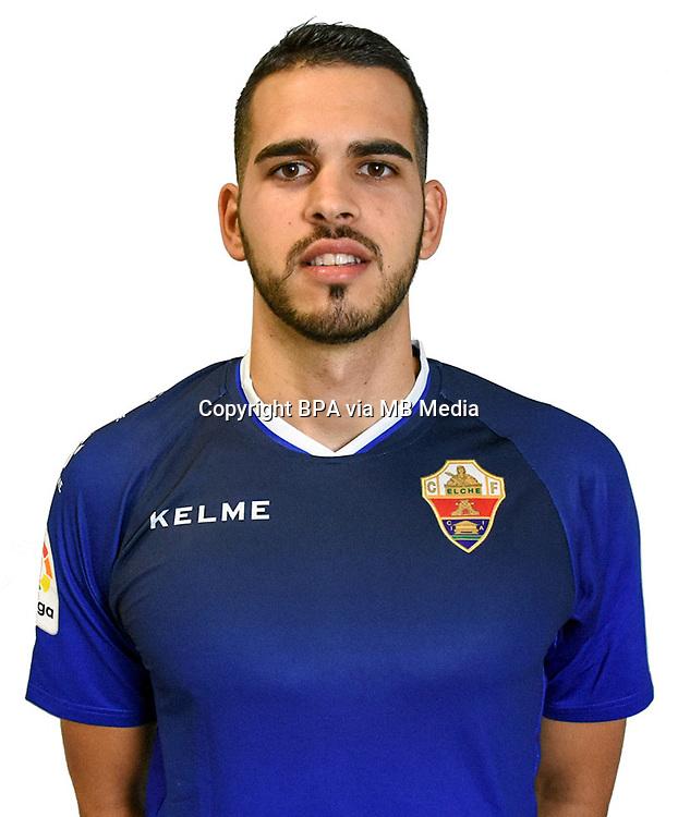 Spain - La Liga B 123 _ 2016-2017 / <br /> ( Elche C.F. ) - <br /> Pol Freixanet Viejo