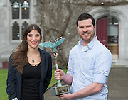 29/02/2014 Noeni Martin and Paul Killoran Ex Ordo Ltd was the recipient of the SCCUL Enterprise ICT Award The winners were announced at the annual SCCUL Enterprise Awards prize giving ceremony and business expo which was hosted by NUI Galway in the Bailey Allen Hall, NUIG .<br />  <br /> Inspired by the rapidly growing global trends of health and wellness, NUA Naturals supplies and distributes high quality health food in Ireland and the UK while also sourcing raw ingredients internationally which are then packaged and distributed under the NUA brand name.<br />  <br /> Established in 2011, NUA Naturals currently employs 11 people at their base in Westside, Galway. The company entered the UK market last year and has plans to increase their reach internationally over the next 18 months.<br />  <br /> NUA Naturals&rsquo; Niall Fennell was presented with his prize by Padraig O&rsquo; Callaghan, Chairman of St. Columba&rsquo;s Credit Union Galway, and John Lenihan, Chairman of SCCUL Enterprises who jointly sponsored the winner&rsquo;s prize.<br />  <br /> Speaking at the event, Mr. Fennell said that he was honored and delighted to receive this award.<br />  <br /> &ldquo;Entering the SCCUL Awards has been an incredible experience for us. It has allowed us to take a step back and really look at our business. We will invest our award back into our business to help us take our business to the next level,&rdquo; said Mr. Fennell.<br />  <br /> NUA Naturals also receives a &euro;2500 advertising package from local media sponsor Galway Independent and a specially commissioned sculpture by Galway based sculptor, Liam Butler. Photo:Andrew DownesThe SCCUL Enterprise Social Enterprises Award was won by Act for Meningitis and Ex Ordo Ltd was the recipient of the SCCUL Enterprise ICT Award. The winner was announced at the annual SCCUL Enterprise Awards prize giving ceremony and business expo which was hosted by NUI Galway in the Bailey Allen Hall, NUIG .<br />  <br /> Inspired by the rapidly growing global trends of health and wellness, NUA Naturals supplies and distributes high quality heal