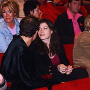 Stop Aids Now Utrecht, Yvette Hoogerwerf, vriendin Hugo Metsers III
