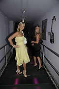 Liz Fuller and Melissa Baxter, Cartier Polo Players Party, The Collection, 264 Brompton Road, London, SW3, 25 July 2006. ONE TIME USE ONLY - DO NOT ARCHIVE  © Copyright Photograph by Dafydd Jones 66 Stockwell Park Rd. London SW9 0DA Tel 020 7733 0108 www.dafjones.com