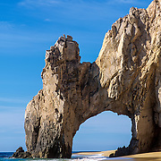 The Arch at Cabo San Lucas, Mexico.