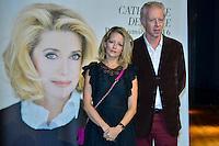 Remise du Prix Lumiere a Catherine Deneuve, 1ere femme a recevoir ce prix.<br /> Laure Marsac<br /> <br /> Catherine Deneuve Receives 'Prix Lumiere 2016' Award - 8th Film Festival Lumiere In Lyon