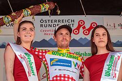 05.07.2017, Altheim, AUT, Ö-Tour, Österreich Radrundfahrt 2017, 3. Etappe von Wieselburg nach Altheim (226,2km), im Bild Stephan Rabitsch (AUT, Team Felbermayr Simplon Wels) // Stephan Rabitsch (AUT, Team Felbermayr Simplon Wels) during the 3rd stage from Wieselburg to Altheim (199,6km) of 2017 Tour of Austria. Altheim, Austria on 2017/07/05. EXPA Pictures © 2017, PhotoCredit: EXPA/ JFK