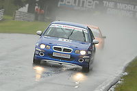 #10 Ray Collier MG ZR 170 during the MGCC Cockshoot Cup at Oulton Park, Little Budworth, Cheshire, United Kingdom. September 03 2016. World Copyright Peter Taylor/PSP.