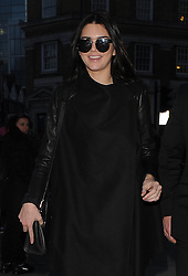 Kendall Jenner out shopping at AllSaints in London, UK. 16/02/2014<br />BYLINE MUST READ : GOTCHAIMAGES.COM<br /><br />Copyright by © Gotcha Images Ltd. All rights reserved.<br />Usage of this image is conditional upon the acceptance <br />of Gotcha Images Ltd, terms and conditions available at<br />www.gotchaimages.com