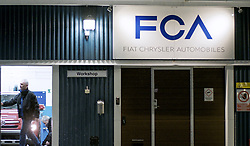May 27, 2019.Fiat Chrysler Automobiles FCA proposes merger with French carmaker Renault  (Credit Image: © Fc/Ropi via ZUMA Press)