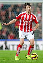 Stoke City's Philipp Wollscheid  - Photo mandatory by-line: Matt McNulty/JMP - Mobile: 07966 386802 - 11/02/2015 - SPORT - Football - Stoke - Britannia Stadium - Stoke City v Manchester City - Barclays Premier League