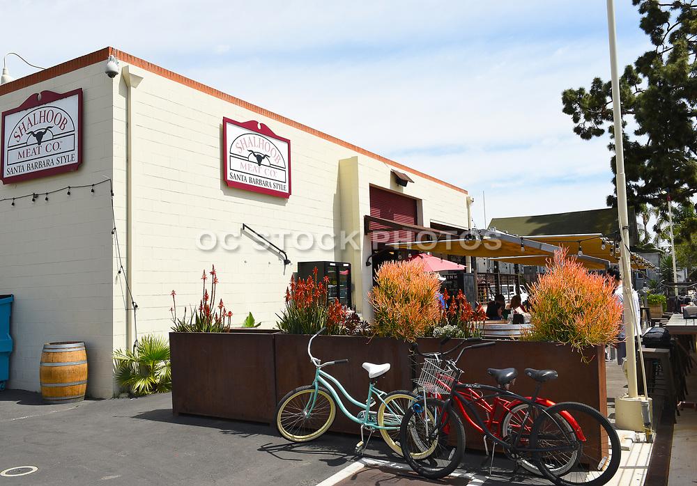 Shalhoob Meat Company Open Air Patio Restaurant