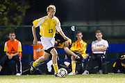 September 28, 2011: Action during a game between the Glendale Falcons and the Kickapoo Chiefs at Cooper Sports Complex in Springfield, Missouri. Photo by: David Welker/ Turfimages.com