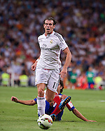 091314 Real Madrid v Atletico de Madrid, La Liga football match