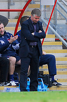 Photo: Leigh Quinnell.<br /> Leyton Orient v Swansea City. Coca Cola League 1. 06/10/2007. Orient boss Martin Ling unhappy with his team.