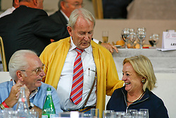Melchior Leon and Mr and Mrs Catherine De Buyl<br /> CSI Brussels 2006<br /> © Hippo Foto - Dirk Caremans