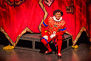 The Yeomen of the Guard performed by Bus Pass Opera in the Royal Hall, Harrogate, England on Thursday 23 August 2018 Photo: Jane Stokes<br /> <br /> Director - Alan Borthwick<br /> Musical Director - David Lyle