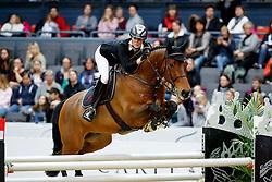 Dahlqvist Renee, SWE, Desire<br /> Gothenburg Horse Show FEI World Cups 2017<br /> © Hippo Foto - Stefan Lafrentz