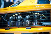 Geneva Motorshow 2013 - Mclaren F1 engine detail.