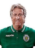 """Portugal - Primera Liga NOS 2016-2017 /  <br /> ( Sporting Lisboa ) - <br /> Jorge Fernando Pinheiro de Jesus """" Jorge Jesus """" DT - Sporting Lisboa"""