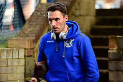 Alex Rodman of Bristol Rovers arrives at Roots Hall prior to kick off - Mandatory by-line: Ryan Hiscott/JMP - 02/02/2019 - FOOTBALL - Roots Hall - Southend-on-Sea, England - Southend United v Bristol Rovers - Sky Bet League One