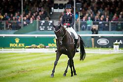 Wilson Nicola, (GBR), Annie Clover<br /> Land Rover Burghley Horse Trials - Stamford 2015<br /> © Hippo Foto - Jon Stroud<br /> 04/09/15