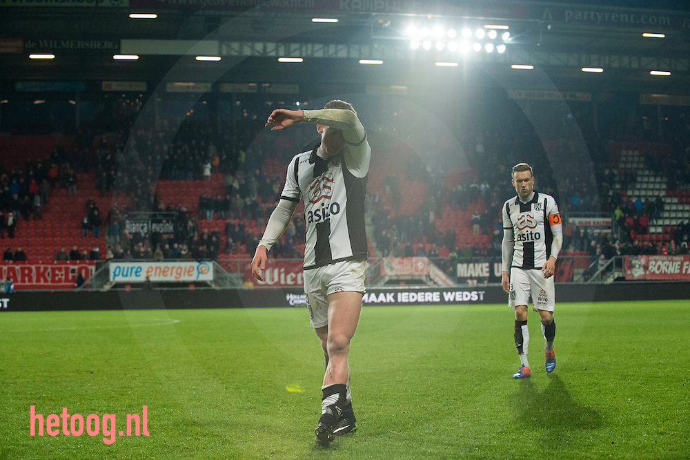Nederland, enschede 20jan2017 FCTwente - Heracles