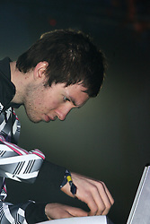 Calvin Harris on stage at the Isle of Skye festival, 2007..Pic ©2010 Michael Schofield. All Rights Reserved..