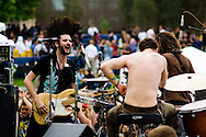 R.X. Bandits perform at UCSD on June 1, 2007