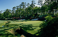 950406/AUGUSTA NATIONAL GC, Georgia USA/PHOTO MARK NEWCOMBE/THE MASTERS<br /> <br /> 13th green <br /> AUGUSTA NATIONAL GC, USA<br /> GOLF COURSE
