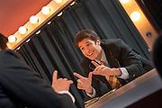 Danny Freeman '13, Dartmouth College, Hanover, New Hampshire for the Dartmouth Alumni Fund