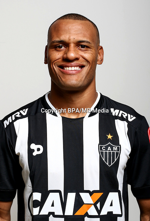 Brazilian Football League Serie A / <br /> ( Clube Atletico Mineiro ) - <br /> Patric Cabral Lalau &quot; Patric &quot;