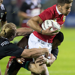 Rhys Webb, Toll Stadium, Whangarei game 1 of the British and Irish Lions 2017 Tour of New Zealand,The match between Provincial Union Team and British and Irish Lions,Saturday 3rd June 2017   <br /> <br /> (Photo by Kevin Booth Steve Haag Sports)<br /> <br /> Images for social media must have consent from Steve Haag