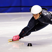 Allison Baver - US Speedskating Team - Short Track Speed Skating - Photo Archive