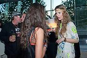 BARBARA BORGHI; MIJA KNEZEVIC, London Bar & Club Awards, Riverbank Park Plaza Hotel, 18 Albert Embankment, London SE1. 26 May 2009