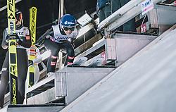 09.03.2020, Lysgards Schanze, Lillehammer, NOR, FIS Weltcup Skisprung, Raw Air, Lillehammer, Damen, im Bild Eva Pinkelnig (AUT) // Eva Pinkelnig of Austria during women's 2nd Stage of the Raw Air Series of FIS Ski Jumping World Cup at the Lysgards Schanze in Lillehammer, Norway on 2020/03/09. EXPA Pictures © 2020, PhotoCredit: EXPA/ JFK