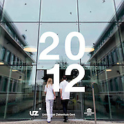 Annual report 2012 UZ Gent