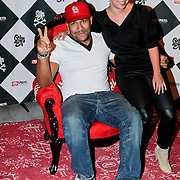 NLD/Amsterdam/20111007 - Presentatie Marc Ecko watches,