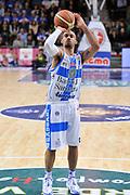 DESCRIZIONE : Campionato 2014/15 Dinamo Banco di Sardegna Sassari - Victoria Libertas Consultinvest Pesaro<br /> GIOCATORE : David Logan<br /> CATEGORIA : Tiro Libero<br /> SQUADRA : Dinamo Banco di Sardegna Sassari<br /> EVENTO : LegaBasket Serie A Beko 2014/2015<br /> GARA : Dinamo Banco di Sardegna Sassari - Victoria Libertas Consultinvest Pesaro<br /> DATA : 17/11/2014<br /> SPORT : Pallacanestro <br /> AUTORE : Agenzia Ciamillo-Castoria / Luigi Canu<br /> Galleria : LegaBasket Serie A Beko 2014/2015<br /> Fotonotizia : Campionato 2014/15 Dinamo Banco di Sardegna Sassari - Victoria Libertas Consultinvest Pesaro<br /> Predefinita :