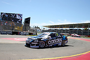 Todd Kelly (Nissan). 2016 Clipsal 500 Adelaide. V8 Supercars Championship Round 1. Adelaide Street Circuit, South Australia. Friday 4 March 2016. Photo: Clay Cross / photosport.nz