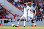 Ander Herrera Midfielder of Manchester United during the Premier League match between Bournemouth and Manchester United at the Vitality Stadium, Bournemouth, England on 14 August 2016. Photo by Phil Duncan.